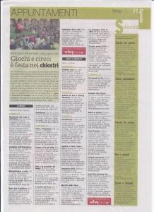 ViviMilano - Corriere della Sera 17.9.2014