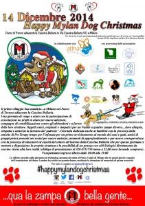 locandina mylandog christmas 2014