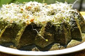 sformato di spinaci 1